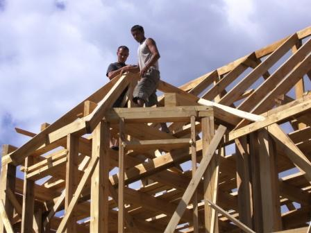 Фотоальбомы наших работ по строительству и отделке